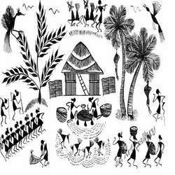 Classic Warli Paintings