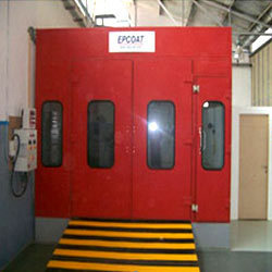Painting Cum Drying Booth
