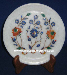 Marble Plates Corporate Gift Home Decoration