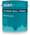 Asian Paints Exterior Wall Primer