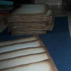 Indian Theme Old Look Handmade Papers