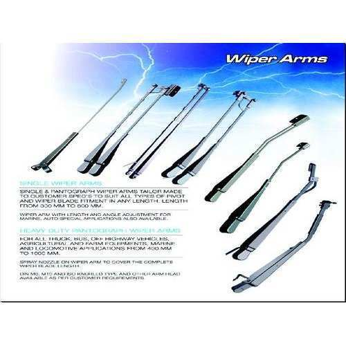 Windshield Wiper Arms