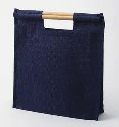 Jute Bamboo Shopping Bag