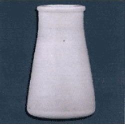 Ptfe Conical Flask Wide Mouth