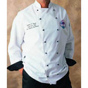 Chef Coats with Aprons