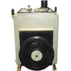 7500 LPM Single Stage Belt Drive Vacuum Pump