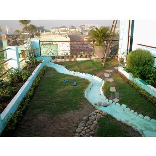Waterproofing for terrace garden in vijay vihar new delhi for Terrace waterproofing