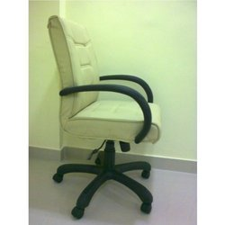 Revolving Chair with Armrest