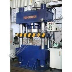 Single Action Hydraulic Press