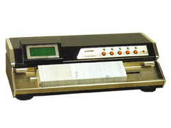 Table Top Card Counter With System Interface