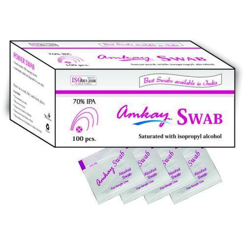Image result for alcohol swabs amkay
