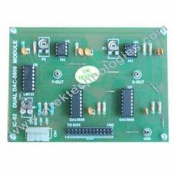DAC-0800 Interfacing Module