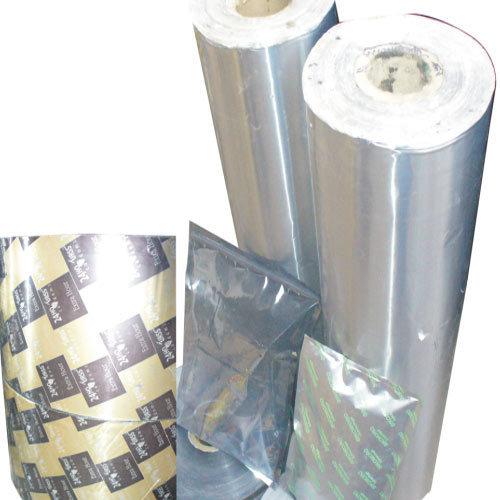 Printed & Laminated Aluminum Foils