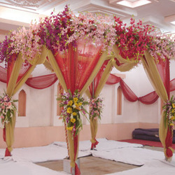 Mandap Decoration Service Provider from Chandigarh, India