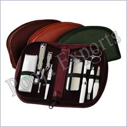 Leather Travel Kit ( Product Code: TK144158)