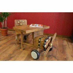 Wooden+Kids+Table