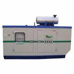 Acoustic Diesel Generator