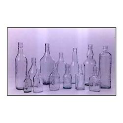 Liquor Glass Bottle 06