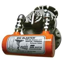 Big Blaster Piston Return Reservoir