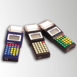 Hand Held Computers for Smart Card Reading