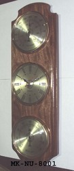Watch, Thermometer & Hygrometer