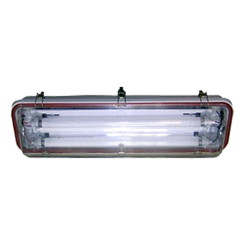 Ex Protected Fluorescent Light Fitting