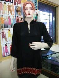 Black Designer Kurtis