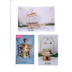 Brass Chafing Food Dishes
