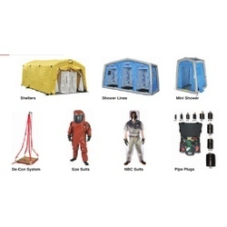 Hazmat Equipments