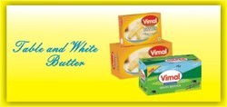 Vimal Table and White Butter