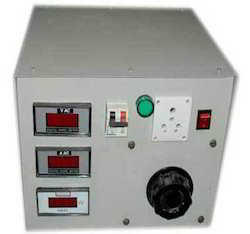 Single Phase Testing Panel