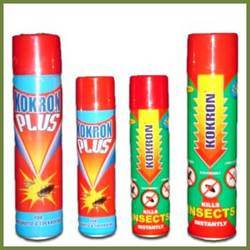 Kokron-Plus and Kokron-Super Insecticide