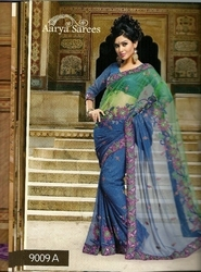 New Fabric Designer Sarees