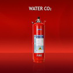 Water CO2 - Fire Extinguisher
