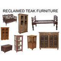 Reclaimed Teak Wood Furniture