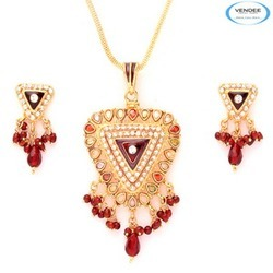 Diamond Brass Pendants Jewelery
