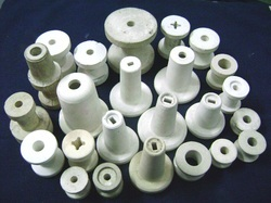 Ceramic Cuplocks And Ceramic Bobbins