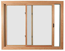 wood windows design