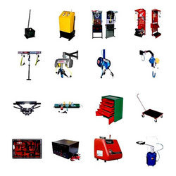 Two Wheeler Repair Equipment