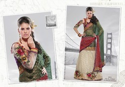 Indian Fabric Sarees
