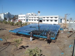 Large Solar Concentrators