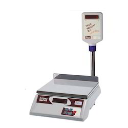 Table Top Weighing Scales (Excel)