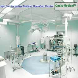 Modular Operation Theatres / Ultra Clean Rooms