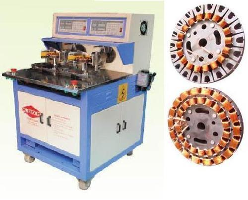 Ceiling Fan Stator Winding Machine Nishant Industries
