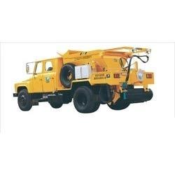 road maintenance machinery