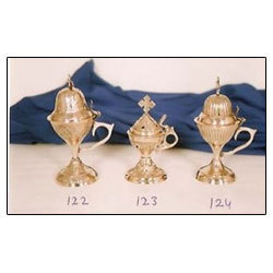 Brass Agarbatti Stand