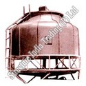 Bottle Shape FRP Cooling Tower
