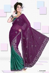 Ladies Latest Sarees