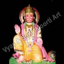 Lord Hanuman Marble Statues