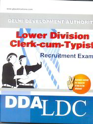 DDA Lower Division Clerk-Cum-Typist Recruitment Exam